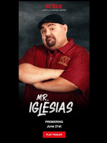 Coming Friday, June 21st… Mr. Iglesias Thumbnail Preview