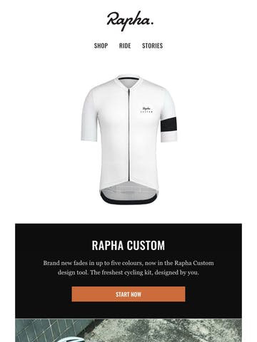 New in Rapha Custom: Fades Thumbnail Preview