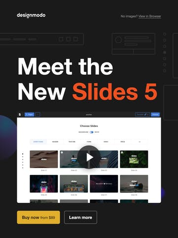 Slides 5 is Here! Create projects, edit the code online.. Thumbnail Preview