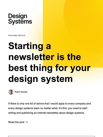 Building design systems that are powerful Thumbnail Preview