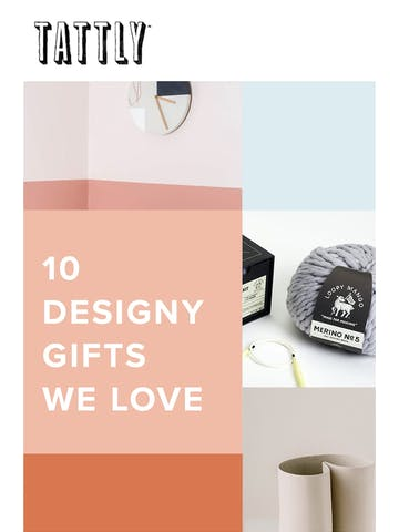 Designy Gifts We Love Thumbnail Preview