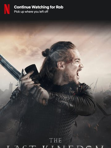Don't forget to finish The Last Kingdom Thumbnail Preview