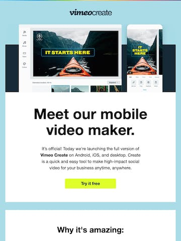 Say hello to Vimeo Create Thumbnail Preview