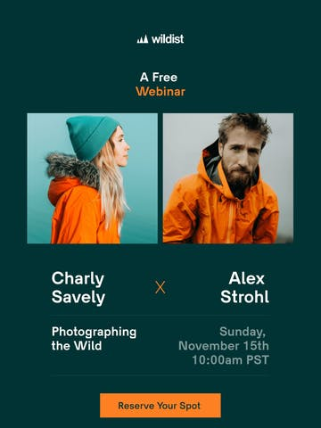 A Free Webinar with Alex Strohl and Charly Savely Thumbnail Preview