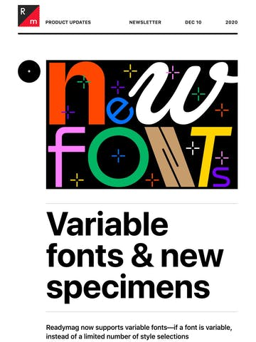 Variable fonts and captcha Thumbnail Preview