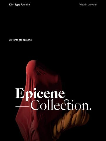 The Epicene Collection Thumbnail Preview