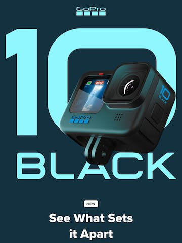 Compare Hero10 Black to Other GoPros Thumbnail Preview