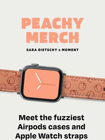 peachy merch is here Thumbnail Preview